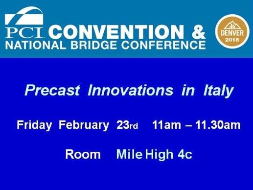 CSG Engineering al PCI CONVENTION 2018 a Denver