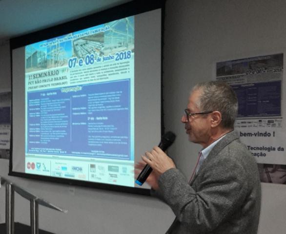 PCT BRASIL: Successo per il Seminario organizzato da CSG